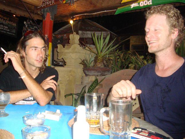 Reggae Bar Lovina Beach