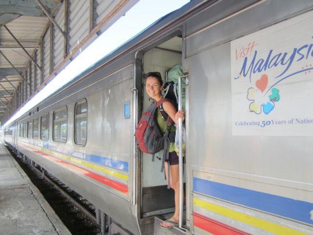 Malaysia Train Travel
