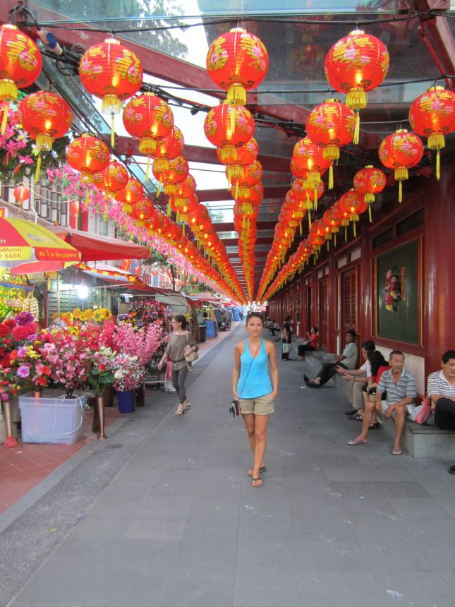 Budist Temple Singapore