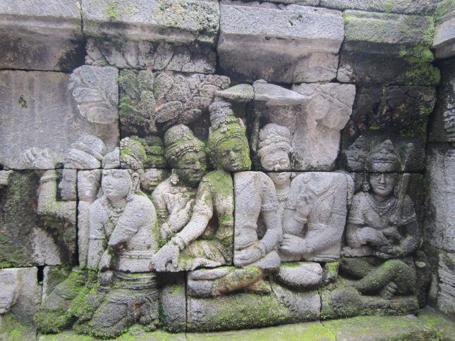 Borobodur Buddhist temple
