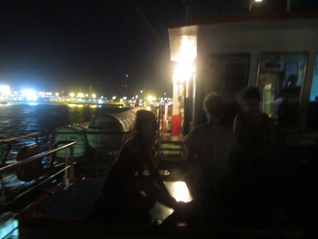 Gilimanuk harbour