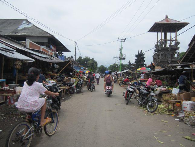 Scooting around Bali