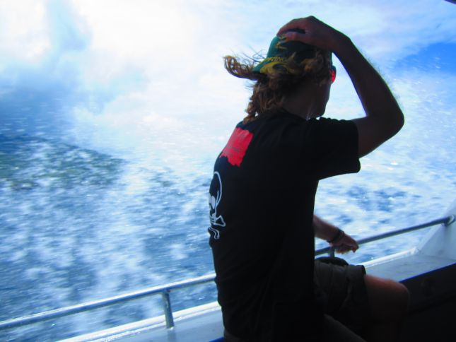 speed boat to gili islands