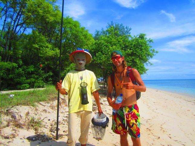 Fisherman Gili Meno