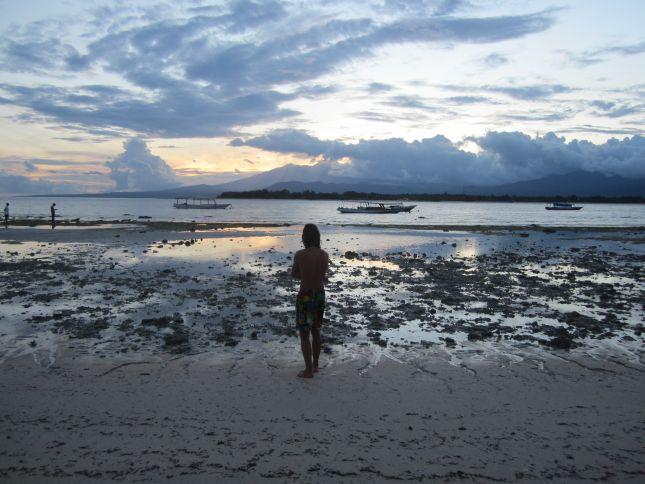 Gili Trawangan sunrise