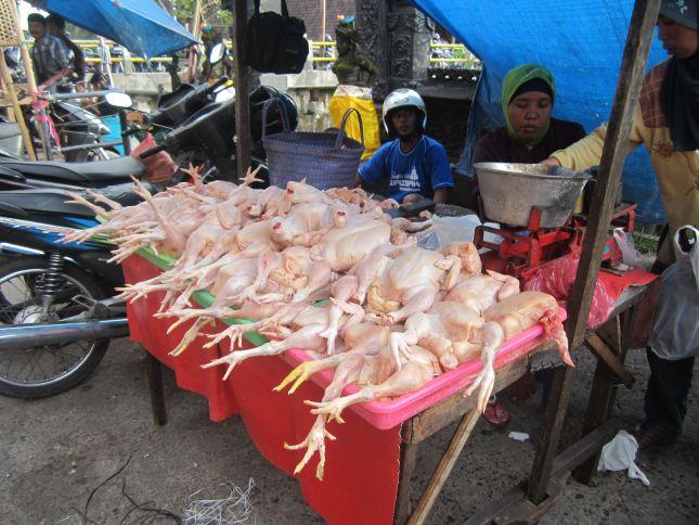 denpasar bali local market