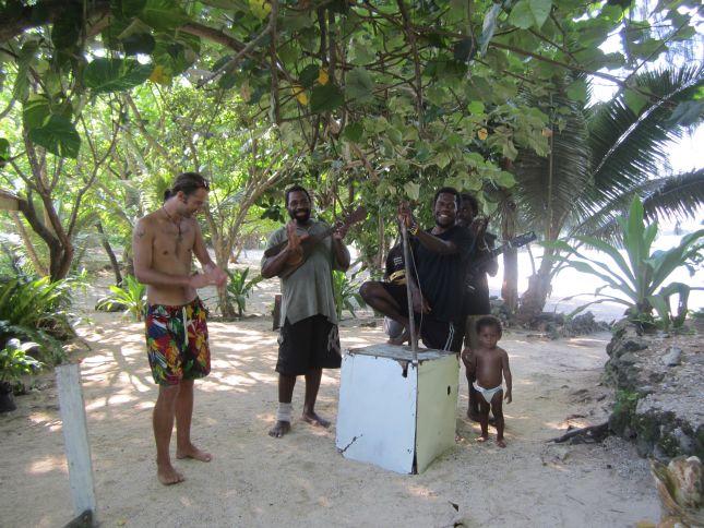 traditional vanuatu music