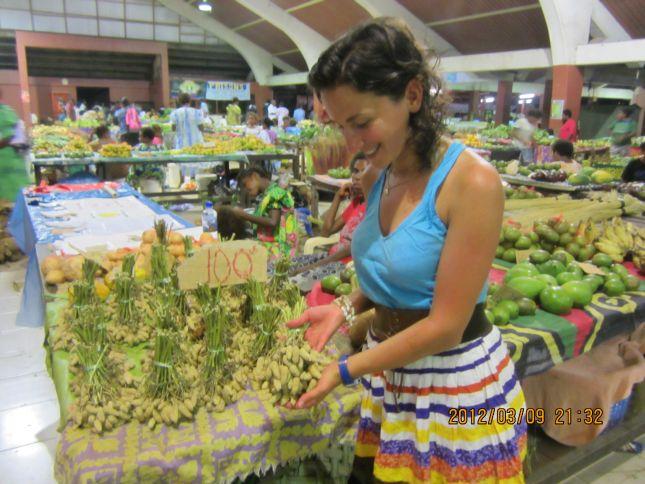 vanuatu night market