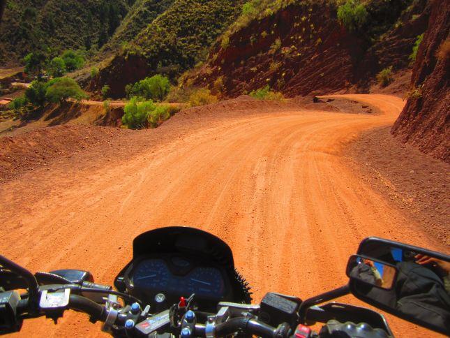 road chataquila potolo