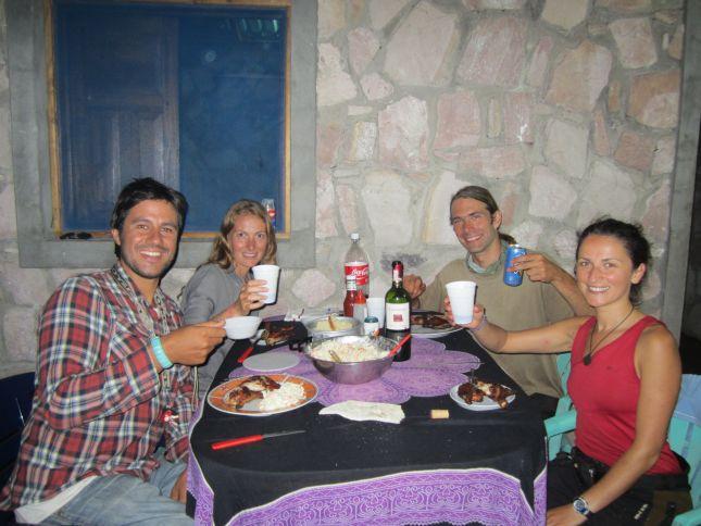 gran-sabana-kavanayen-xmas-eve-dinner.JPG